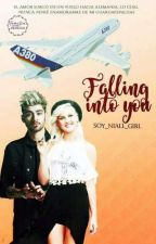 Falling into you [Terminada] by zerriefanfic03