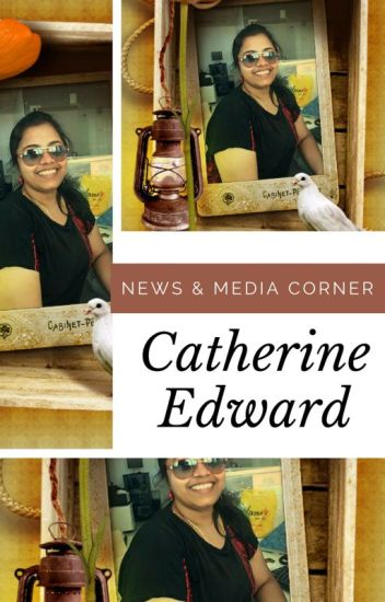 Catherine Edward - News & Media