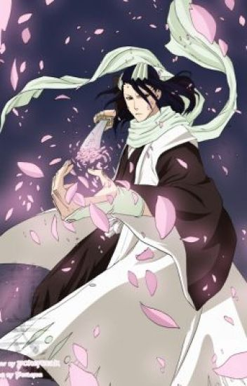 I Can't Help, but Love You-Byakuya Kuchiki love story