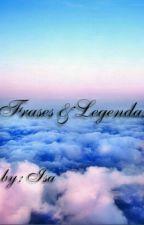 Frases & Legendas ❤ by isabellima15