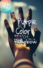 Purple, A Color Of Rainbow by rainy_we