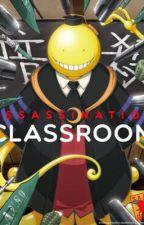 Assassination Classroom x Reader by VelvetVodka