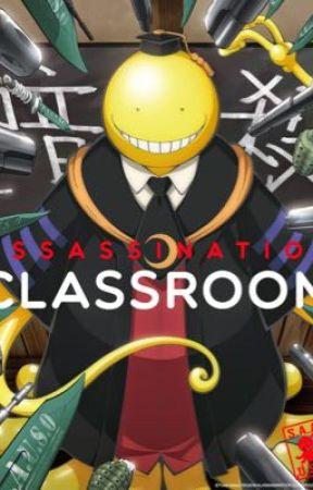 Assassination Classroom x Reader by DreamingFalls