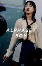alphabet boy ↬ yoonmin by cherrylattae