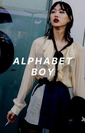 alphabet boy ✗ y.m by solarkth