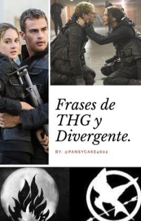 Frases De Thg Y Divergente Pd Te Amo Wattpad