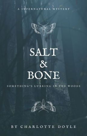 Salt and Bone by absentminded_artist