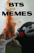 BTS MEMES  by rain7u7