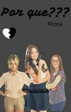 ¿ Porque  ?  | Ruggarol , Michaentina , Aguslina |TERMINADA| by hi3334