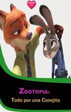 Zootopia: Todo por una conejita by ElGranRobinson