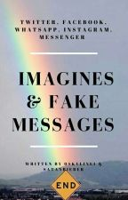 Imagines & Fake Messages by 0skyline1