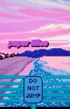 paper lilies m.h.+g.d.  by perfectstars