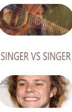 Singer vs singer by LittleLarrie02