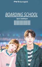 Boarding School -bbh by laurryspink