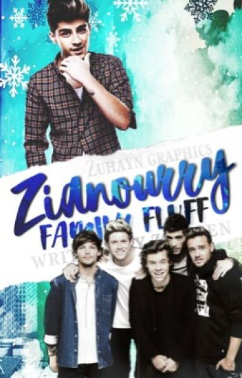 Zianourry Family Fluff (One Direction)