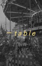 table   k.taehyung by HiddenJamz
