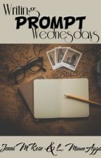 Writing Prompt Wednesdays by LMareeApps