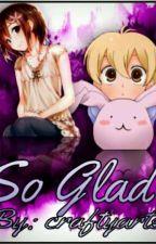 So Glad~ honey x oc by craftyarts