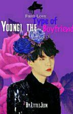 Yoongi the type of boyfriend  by LittleJeon