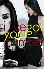 I've Got Your Number by cabeyojaureg