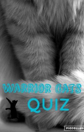 Warrior Cats Quiz by MintClan
