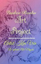 [Touken Ranbu] Art Project by AkiMiyuki