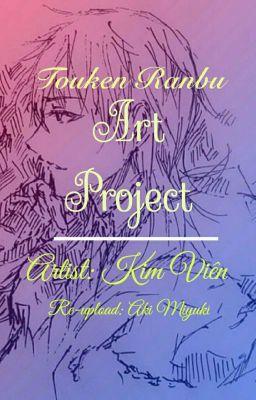 [Touken Ranbu] Art Project