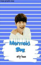 [H]Mermaid Boy-❀ Minygi by vegetaeble