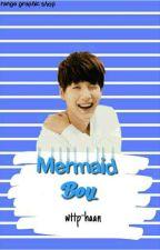 [H]Mermaid Boy-❀ Minygi by wttp-haan