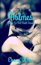 Holmes  by EbonyOlson