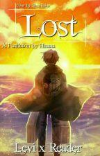 Lost(Levi Ackerman Fanfiction. Levi × Reader) by Hinana2212