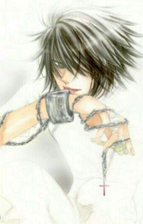 Death Note X Male!Reader Hybrid by tHeTearDr0ps