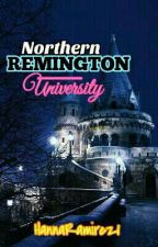 Northern Remington University by HannaRamirez1