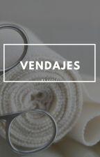 Vendajes //FNAFHS// by LCDL11