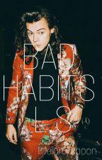 bad habits l.s  by littlelarryspoon