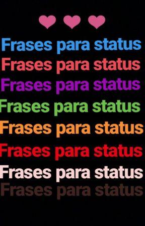 Frases Para Status Status De Músicas Gospel Wattpad