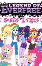 My Little Pony: Equestria Girls - Legend of Everfree songs lyrics by applepeeps
