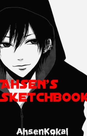 Ahsen's SketchBook by AhsenJaeger