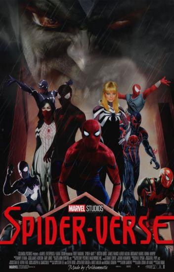 Spider-verse (an MCU Spider-man/Avengers fanfic) - Myron