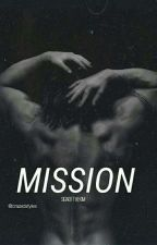 Mission ( Harry Styles ) by mindofkimia