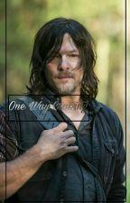 One Way Crossing   Daryl Dixon  by Muzz333