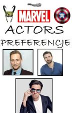 Marvel Actors | Preferencje by MadeleineRiver