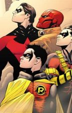 Damian Wayne x Reader- Resurrected by BrickWall035
