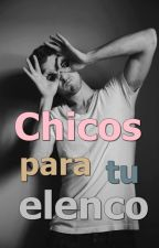 Chicos para tu elenco. by PaolaaRv