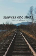 one shots | sanvers by waverlyshaught
