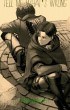 Tell Me What's Wrong (Ereri) by WeirdowithAnxiety