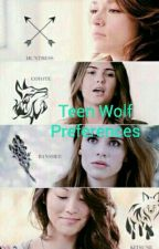 Teen Wolf Preferences by GhostRider1014