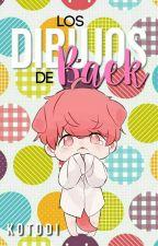 Los dibujos de Baek by Kotodi