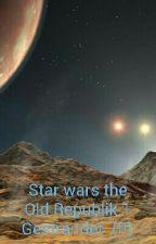 Star wars the Old Republik 1 Gestrandet  (ff) by Flowriter89