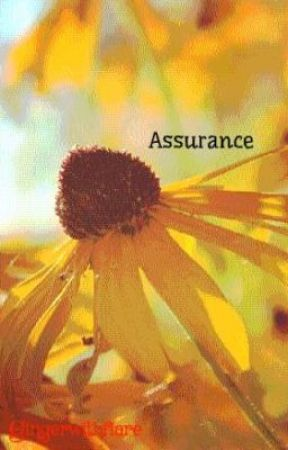 Assurance by Gingerwithflare